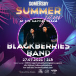 """Blackberries bend na """"Somersby Summer Jam at The Capital Plaza"""""""