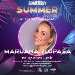 """Marijana Zlopaša nastupa na """"Somersby Summer Jam at The Capital Plaza"""""""