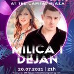 "Milica i Dejan na ""Somersby Summer Jam at The Capital Plaza"""