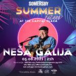 "Neša Galija na ""Somersby Summer Jam at The Capital Plaza"""